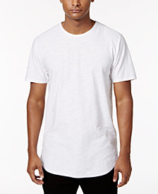 Jaywalker Men's Extended-Hem T-Shirt, Created for Macy's
