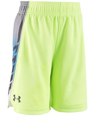 Under Armour Select Shorts, Toddler & Little Boys (2T-7)