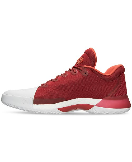 be7521e30a7a 1 Basketball Sneakers from Finish Line  adidas Men s Harden Vol. 1  Basketball Sneakers from Finish ...
