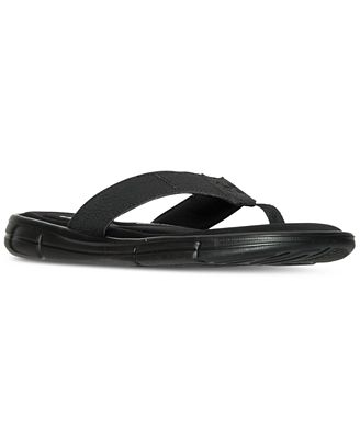 Under Armour Men's Ignite II Thong Flip-Flop Athletic Sandals from Finish  Line