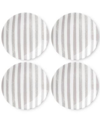 Charlotte Street Grey Set of 4 Tidbits
