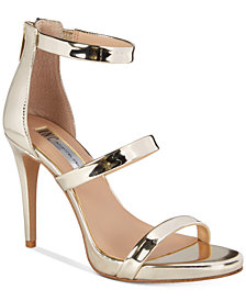 I.N.C. Sadiee Strappy Dress Sandals, Created for Macy's