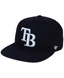 '47 Brand Tampa Bay Rays Sure Shot Snapback Cap