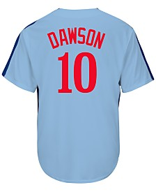 Majestic Men's Andre Dawson Montreal Expos Cooperstown Player Replica CB Jersey