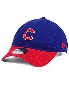 New Era Chicago Cubs Relaxed 2Tone 9TWENTY Strapback Cap
