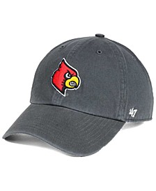 Louisville Cardinals Clean Up Cap