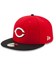 Cincinnati Reds Authentic Collection 59FIFTY Cap