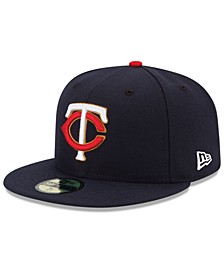 Minnesota Twins Authentic Collection 59FIFTY Cap