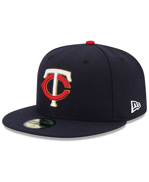 New Era Minnesota Twins Authentic Collection 59FIFTY Cap