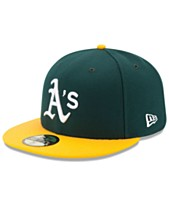 0f506c9ba1a New Era Oakland Athletics Authentic Collection 59FIFTY Cap