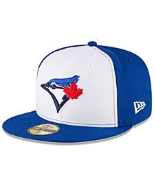 Toronto Blue Jays Authentic Collection 59FIFTY Cap