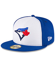 35bc7eba083 New Era Toronto Blue Jays Authentic Collection 59FIFTY Cap