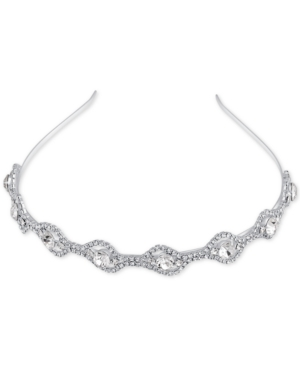Say Yes to the Prom Silver-Tone Rhinestone Headband, a Macy's Exclusive Style