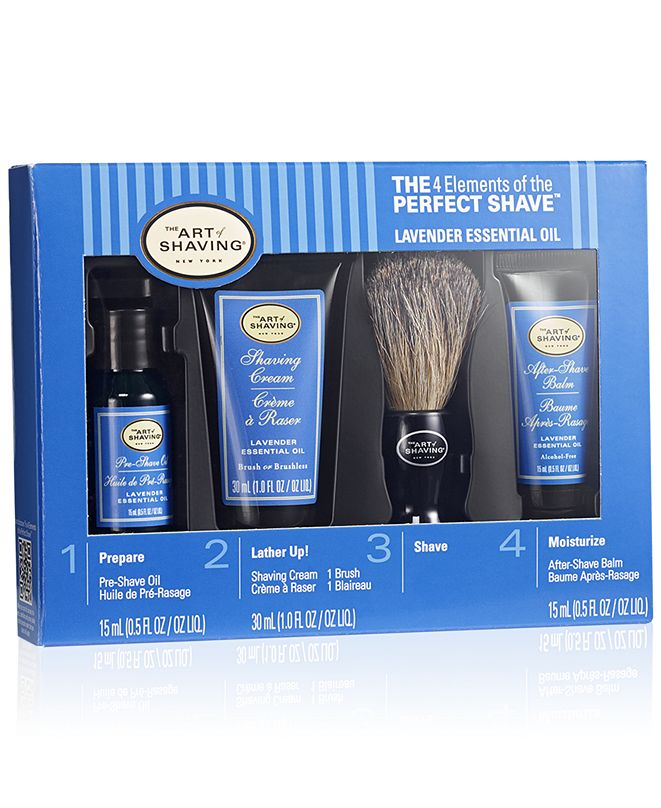 Art of Shaving The Men's Lavender Starter Kit