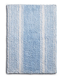 "LAST ACT! Martha Stewart Collection Cotton Reversible 20"" x 32"" Bath Rug, Created for Macy's"