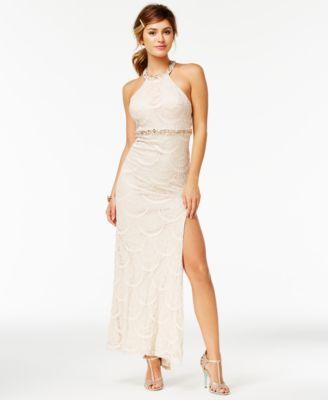 Long dresses for juniors on sale
