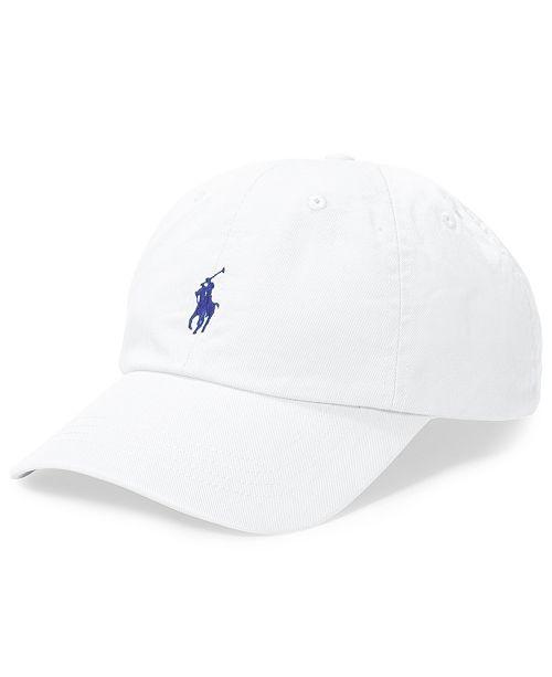 bef7d49e7a600 Polo Ralph Lauren Men s Big   Tall Cotton Chino Sports Cap   Reviews ...