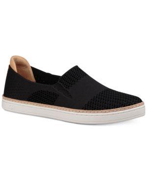 Women'S Sammy Slip-On Sneakers in Black