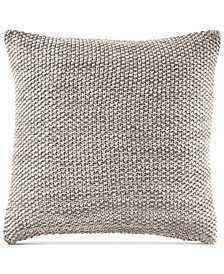 "CLOSEOUT! Nautica Bartlett 16"" Square Decorative Pillow"