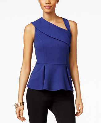 Thalia Sodi Peplum Top, Only at Macy's