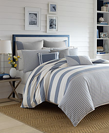 Nautica Fairwater Cotton King Duvet Set