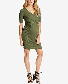 Motherhood Maternity V-Neck Dress