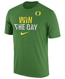 Nike Men's Oregon Ducks Legend Ignite Verbiage T-Shirt