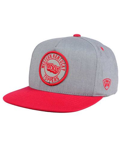 Top of the World Western Kentucky Hilltoppers Illin Snapback Cap