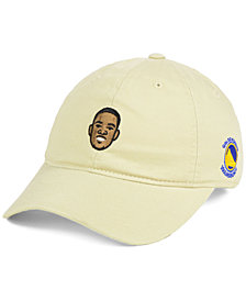 adidas Golden State Warriors Geek Heads Dad Cap