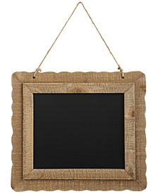 Wood Blackboard