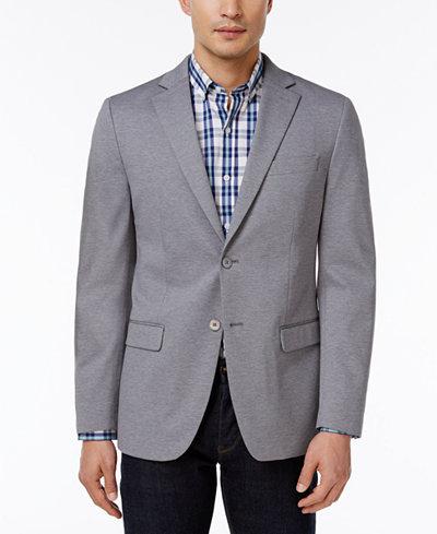 Lauren Ralph Lauren Men's Classic-Fit Solid Soft Knit Sport Coat ...