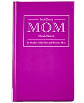 """Celebrate Shop """"Stuff Every Mom Should Know"""" Book"""