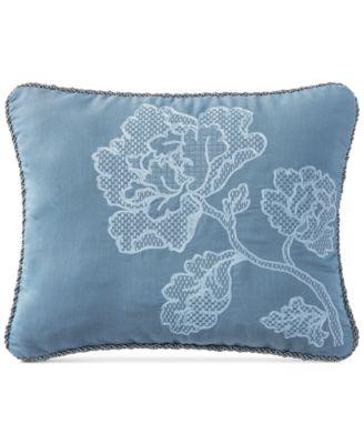 "CLOSEOUT! Blossom 16"" x 20"" Decorative Pillow"