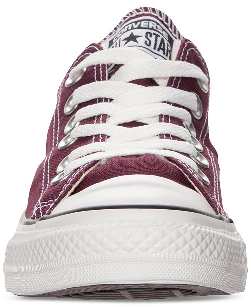 157b189e755f ... Converse Men s Chuck Taylor Ox Casual Sneakers From Finish Line ...