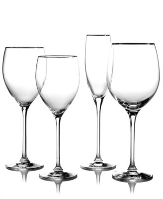 Stemware, Timeless Platinum Signature All Purpose Glass