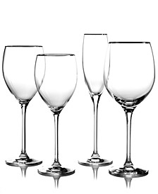 Stemware, Timeless Platinum Signature Collection