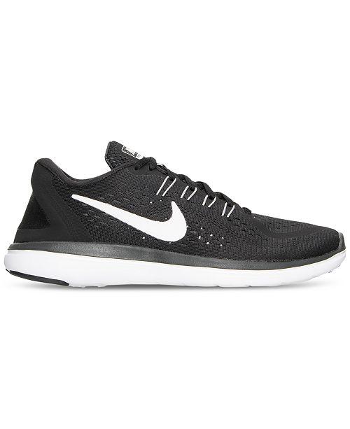 Nike Flex 2017 Run Trainers Junior Boys Grey/Red NFgTsFCV