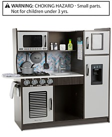 Melissa & Doug Chef's Kitchen in Charcoal