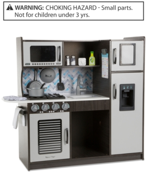 Melissa  Doug Chefs Kitchen in Charcoal