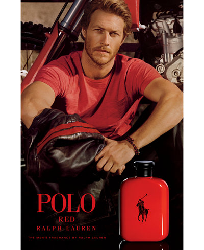 Ralph Lauren Polo Red Fragrance Collection