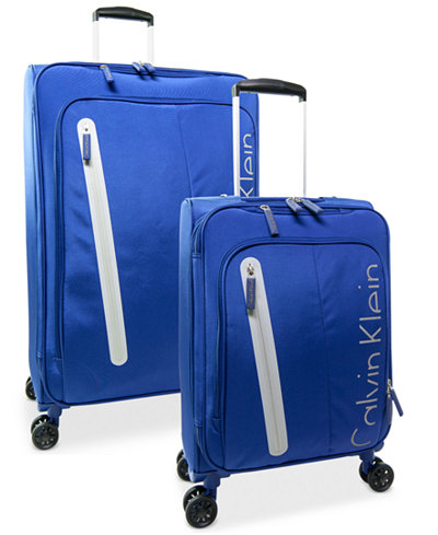 Calvin Klein Whitehall Softside Spinner Luggage Collection