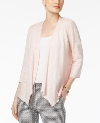 Image of Alfani Draped Cardigan, Only at Macy's