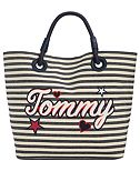 Tommy Hilfiger TH Tommy Script Extra-Large Tote