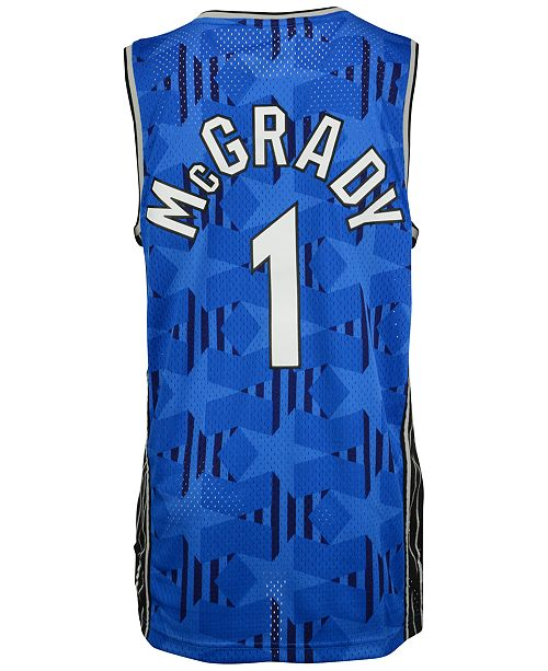 adidas Men s Tracy McGrady Orlando Magic Retired Player Swingman ... 445ee2c2f