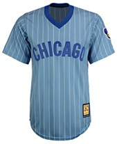 b98820375 Majestic Men s Chicago Cubs Cooperstown Blank Replica CB Jersey