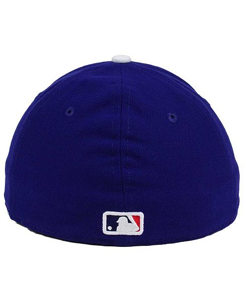 791a5ab3390 ... New Era Los Angeles Dodgers Low Profile AC Performance 59FIFTY Cap ...