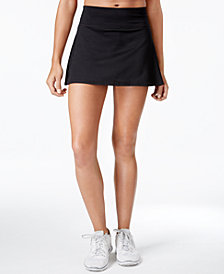 Ideology Spaced-Dyed Skort, Created for Macy's