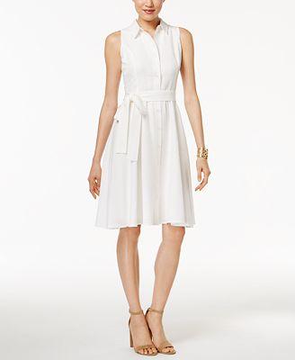 Shirt Dress Shirt Dress - Macy's