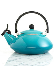 Le Creuset 1.6 Qt Enameled Steel Zen Tea Kettle