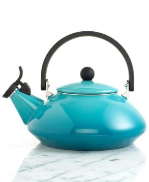 Le Creuset 1.6 Qt Enameled Steel Zen Tea Kettle